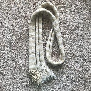 Knit Abercrombie Scarf